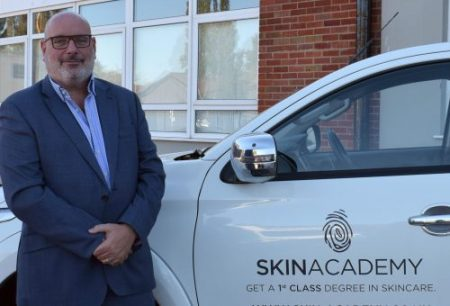 Business booming for new beauty brand