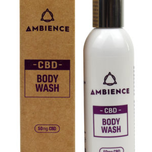 Ambience CBD Body Wash – 100ml