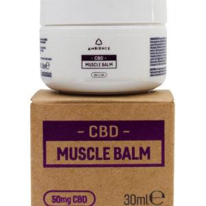 Ambience CBD Muscle Balm – 50mg